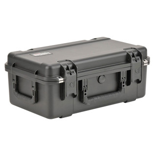 SKB iSeries 2011-8 Waterproof Case (With Dividers) - Angled