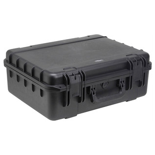 SKB iSeries 2015-7 Waterproof Case (With Cubed Foam) - Angled