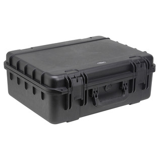 SKB iSeries 2015-7 Waterproof Case (With Dividers) - Angled