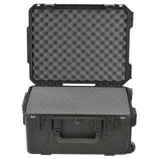 SKB iSeries 2015-10 Waterproof Utility Case (With Cubed Foam) - Front Open