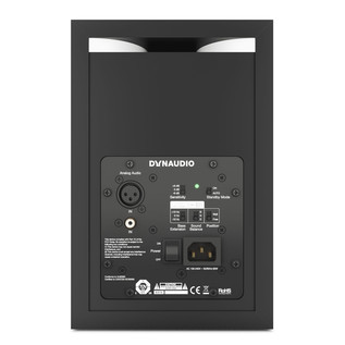 Dynaudio LYD-5 Near-Field Studio Monitor, Single - Back