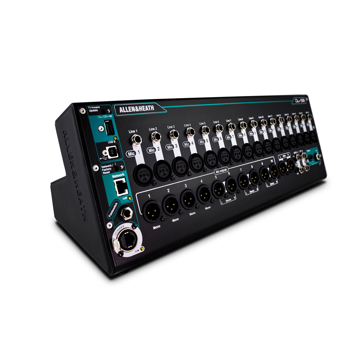 Image of Allen and Heath QU-SB Portable Remote Controlled Digital Mixer