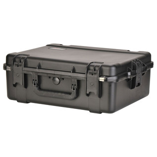 SKB iSeries 2217-8 Waterproof Case (With Cubed Foam) - Angled