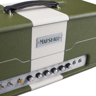 Marshall Astoria Classic AST1H 30W Head, Green and Cream