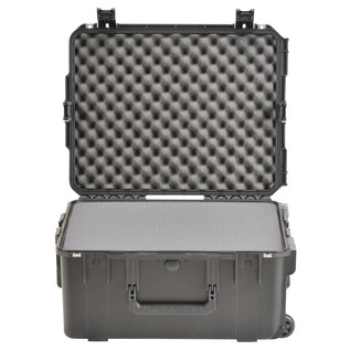 SKB iSeries 2217-10 Waterproof Utility Case (With Cubed Foam) - Front Open