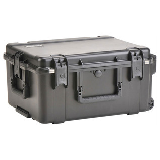SKB iSeries 2217-10 Waterproof Utility Case (With Cubed Foam) - Angled