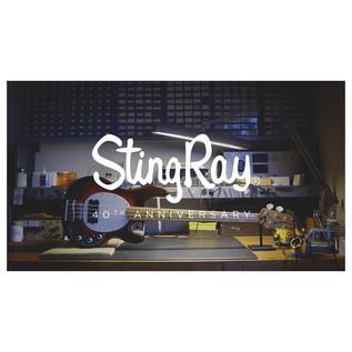 Music Man 'Old Smoothie' Music Man Stingray 40th Anniversary