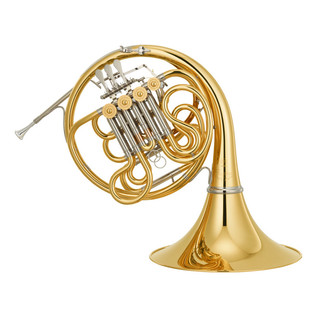 Yamaha YHR671 Professional Series Double French Horn Detachable Bell