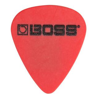 BOSS Delrin Pick .50mm Thin, 72 Pack - Singular Pick