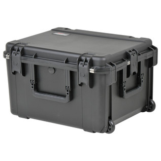 SKB iSeries 2217-12 Waterproof Utility Case (Empty) - Angled 2