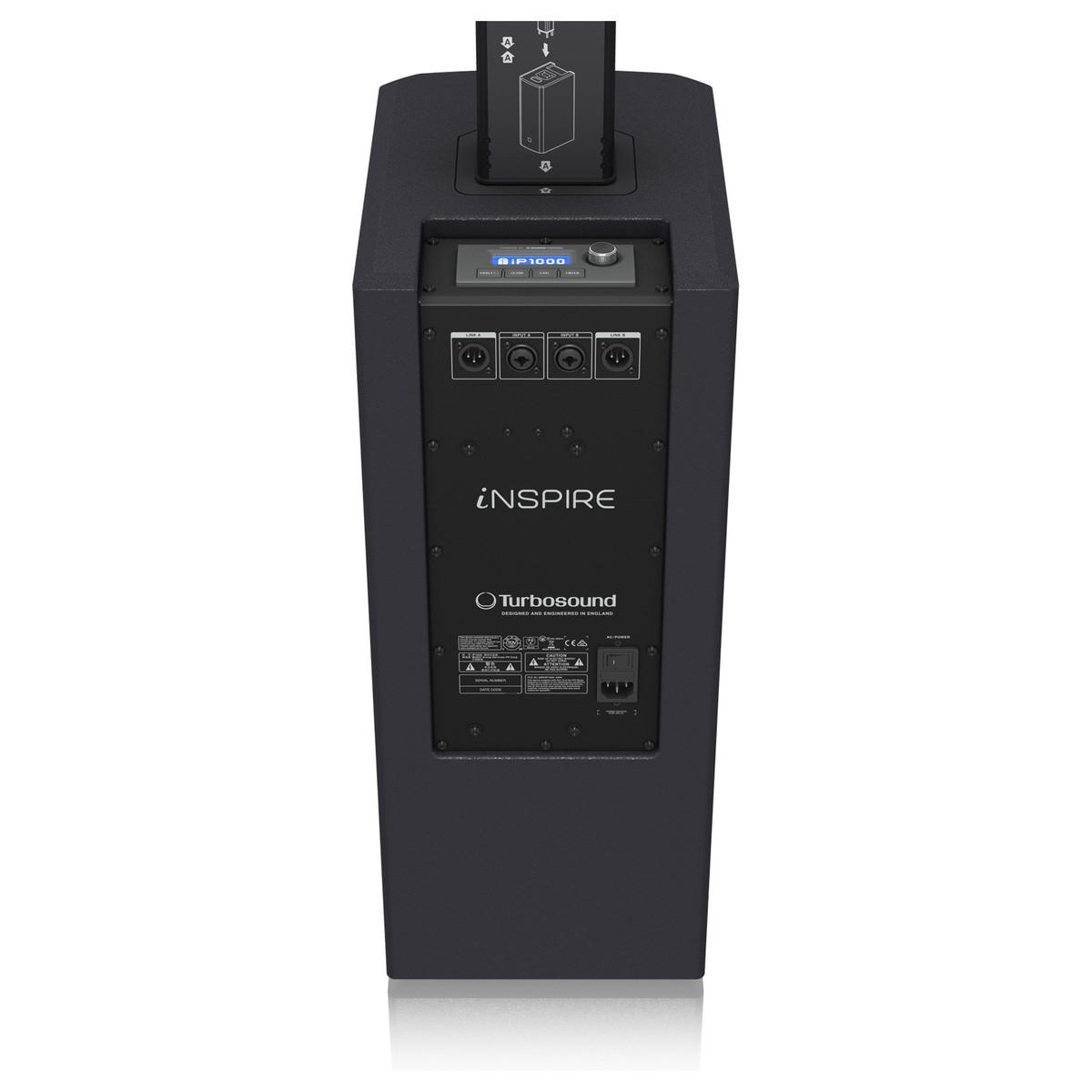 Turbosound Inspire Ip1000 : turbosound inspire ip1000 pa speaker at ~ Russianpoet.info Haus und Dekorationen