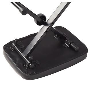 Rockstand by Warwick Deluxe Keyboard Bench Black