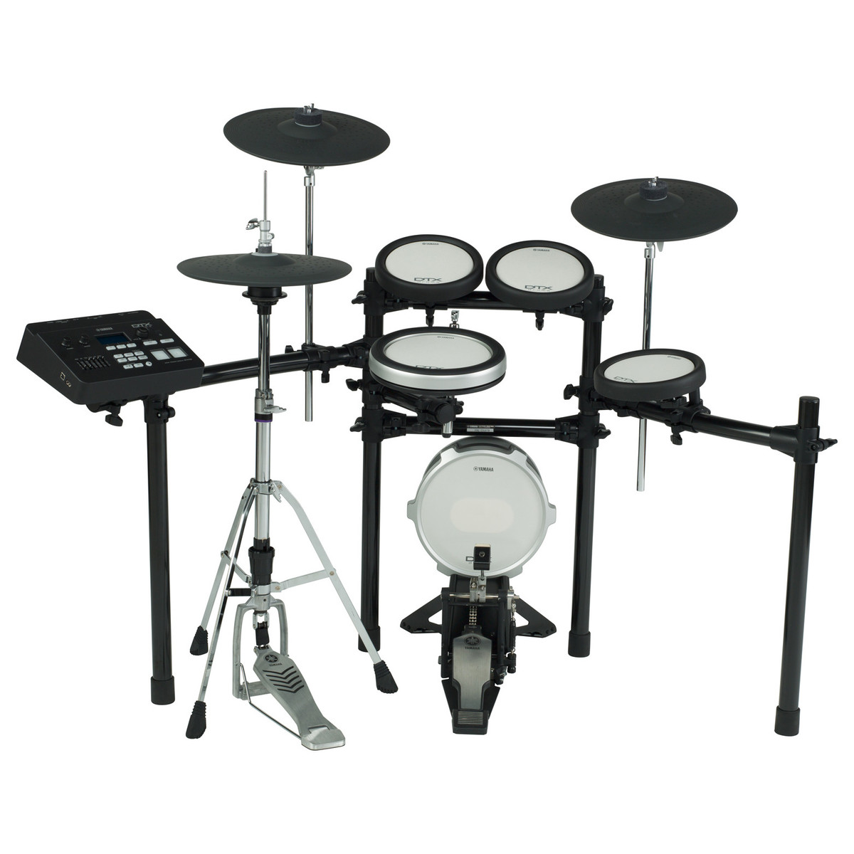 Yamaha dtx720k electronic drum kit at for Yamaha dtx 700