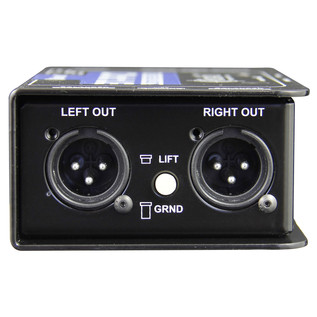 Radial Tonebone BT-Pro Bluetooth Direct Box - Side 2
