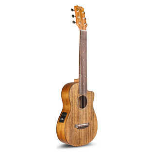 Cordoba Mini O CE Electro Acoustic Cutaway Travel Guitar , Natural