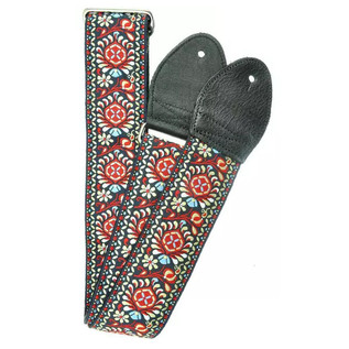 Souldier Guitar Strap Hendrix, Black