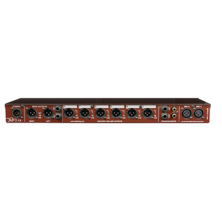 Radial Tonebone mPress Multi Channel Press Box - Rear