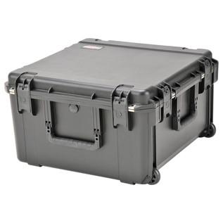 SKB iSeries 2222-12 Waterproof Case (Empty) - Angled 2