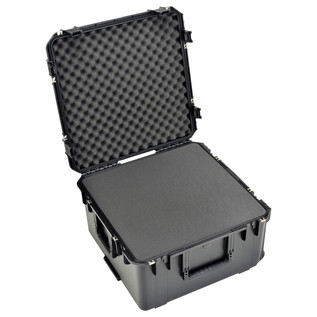 SKB iSeries 2222-12 Waterproof Case (With Cubed Foam) - Angled Open