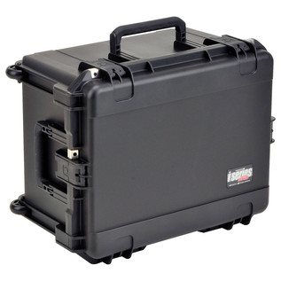 SKB iSeries 2222-12 Waterproof Case (With Cubed Foam) - Angled