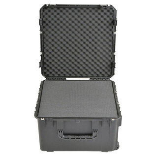 SKB iSeries 2424-14 Waterproof Case (With Cubed Foam) - Front Open