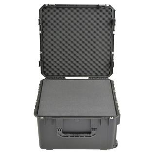 SKB iSeries 2424-14 Waterproof Case (With Cubed Foam) - Front Open