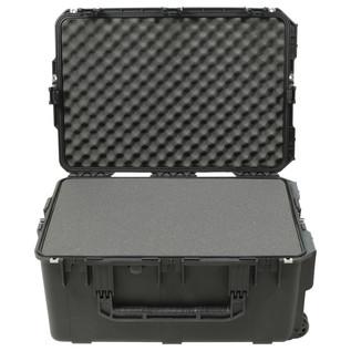 SKB iSeries 2617-12 Waterproof Case (With Cubed Foam) - Front Open