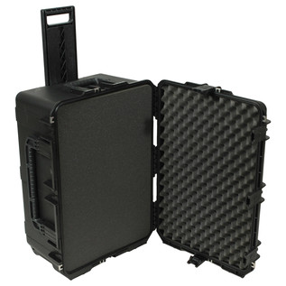 SKB iSeries 2617-12 Waterproof Case (With Cubed Foam) - Open With Handle