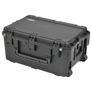 SKB iSeries 2617-12 Waterproof Case (With Cubed Foam) - Angled Closed