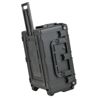 SKB iSeries 2617-12 Waterproof Case (With Cubed Foam) - Angled With Handle