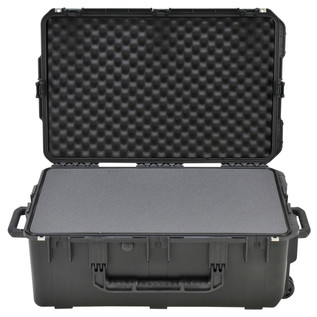 SKB iSeries 2918-10 Waterproof Case (With Cubed Foam) - Front Open