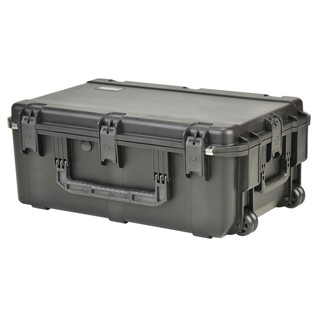 SKB iSeries 2918-10 Waterproof Case (With Cubed Foam) - Angled Closed