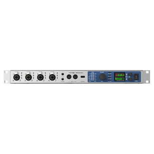 RME Fireface UFX+ Thunderbolt Interface - Front