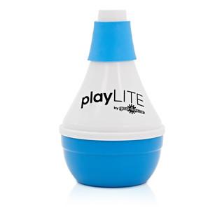 playLITE Practice Trumpet Mute, Blue