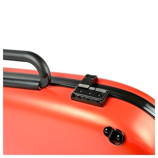 BAM 2003XL Hightech Cabin Violin Case, Orange