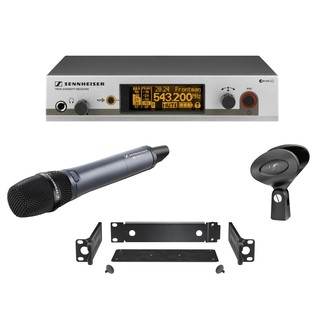 Sennheiser EW 335 G3 GB Wireless Cardioid Handheld Vocal Set