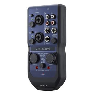Zoom U44 USB Audio Interface