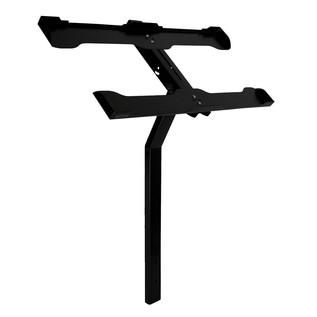 Sefour Double CDJ Bracket for X90/X60/X30 (65cm Width), Black