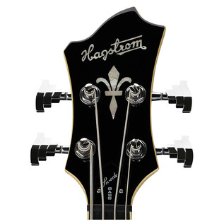 Hagstrom Swede Bass Guitar, Gloss Black