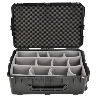 SKB iSeries 2918-10 Waterproof Case (With Dividers) - Front Open