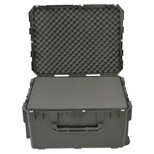 SKB iSeries 2922-16 Waterproof Case (With Cubed Foam) - Front Open