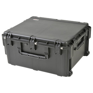 SKB iSeries 3021-18 Waterproof Case (Empty) - Angled Closed 2