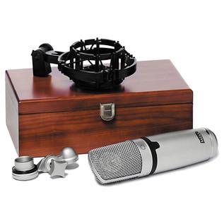 Miktek C1 Large Diaphragm Fet Condenser Microphone