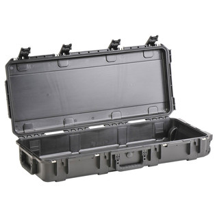 SKB iSeries 3614-6 Waterproof Utility Case (Empty) - Angled Open 2