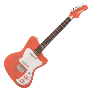 Danelectro 67 Heaven Guitar, Alligator Orange