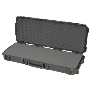 SKB iSeries 4214-5 Waterproof Case (With Layered Foam) - Angled Open
