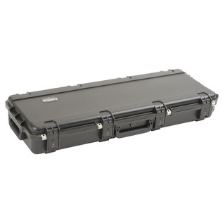 SKB iSeries 4214-5 Waterproof Case (With Layered Foam) - Angled Closed