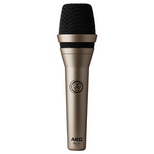 AKG D5 LX Dynamic Vocal Microphone - Front View