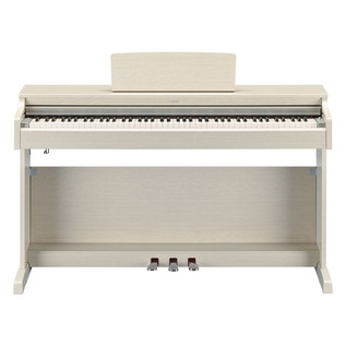 Yamaha Arius YDP163 Digital Piano Package, White Ash - Digital Piano