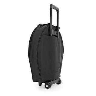 Lightweight Cymbal Case with Wheels by Gear4music